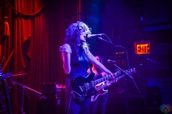 Tomi performs at Public Arts in New York City on June 8, 2017. (Photo: Alx Bear/Aesthetic Magazine)