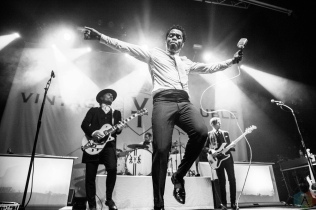Vintage Trouble performs at O2 Ritz Manchester in Manchester on June 6, 2017. (Photo: Priti Shikotra/Aesthetic Magazine)