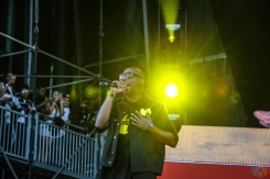Wu-Tang Clan performs at the Governors Ball Music Festival in New York City on June 3, 2017. (Photo: Alx Bear/Aesthetic Magazine)
