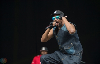 Wu-Tang Clan performs at Montebello Rockfest in Montebello, Quebec on June 23, 2017. (Photo: Greg Matthews/Aesthetic Magazine)