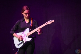 Julien Baker performs at Sony Centre in Toronto on July 27, 2017. (Photo: Jaime Espinoza/Aesthetic Magazine)