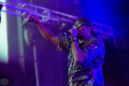A Tribe Called Quest performs at Pitchfork Festival in Chicago on July 15, 2017. (Photo: Katie Kuropas/Aesthetic Magazine)