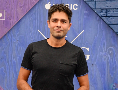 "Actor Adrian Grenier attends the ""Kygo: Stole The Show"" premiere at The Metrograph in New York City on July 25, 2017. (Photo: Alx Bear/Aesthetic Magazine)"