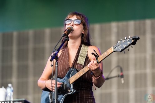 Angel Olsen performs at Pitchfork Festival in Chicago on July 15, 2017. (Photo: Katie Kuropas/Aesthetic Magazine)