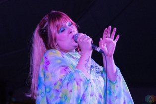 Begonia performs at Hillside Festival on July 14, 2017. (Photo: Morgan Hotston/Aesthetic Magazine)