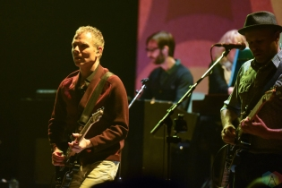 Belle And Sebastian performs at Sony Centre in Toronto on July 27, 2017. (Photo: Jaime Espinoza/Aesthetic Magazine)