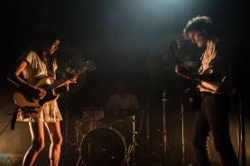 Blonde Redhead performs at Neumos in Seattle on July 26, 2017. (Photo: Kevin Tosh/Aesthetic Magazine)