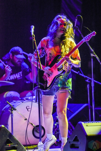 Chery Glazerr performs at Massey Hall in Toronto on July 25, 2017