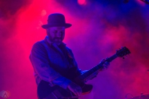 Dallas Green of City And Colour performs at The Commons at Butler's Barracks in Niagara-on-the-Lake on July 2, 2017.(Photo: Adam Horton/Aesthetic Magazine)