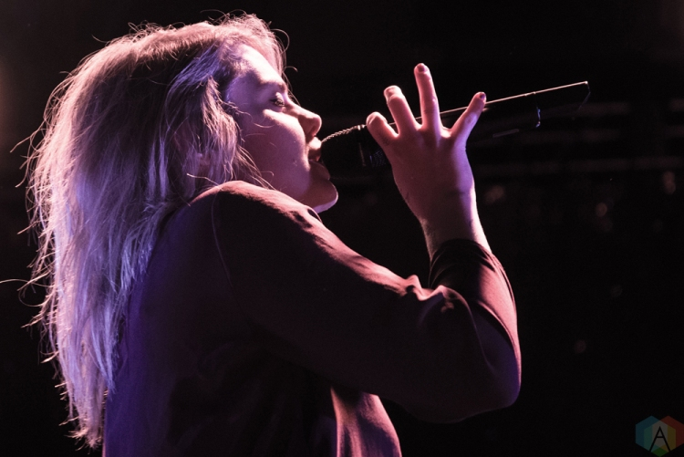 Coeur De Pirate performs at Hillside Festival on July 15, 2017. (Photo: Morgan Hotston/Aesthetic Magazine)
