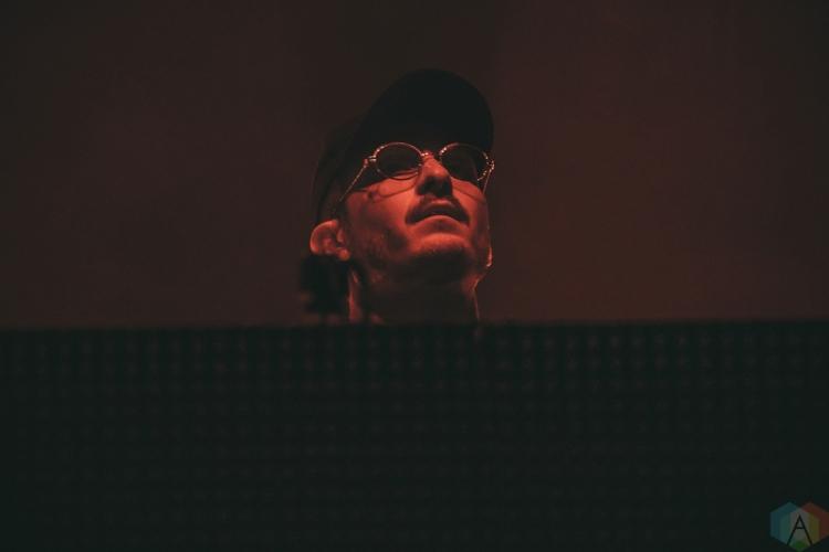 Dillstradamus performs at Dreams Festival 2017 in Toronto.(Photo: Nicole De Khors/Aesthetic Magazine)