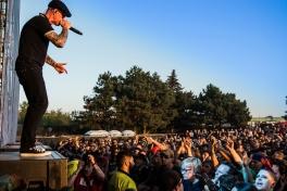 Dropkick Murphys performs at Echo Beach in Toronto on July 29, 2017. (Photo: Tyler Roberts/Aesthetic Magazine)