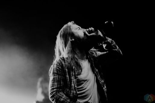 Every Time I Die performs at the Masquerade in Atlanta on July 19, 2017. (Photo: Nate Black/Aesthetic Magazine)