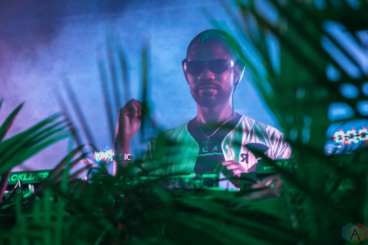 Green Velvet performs at Dreams Festival 2017 in Toronto.(Photo: Nicole De Khors/Aesthetic Magazine)