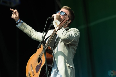 Hamilton Leithauser performs at Pitchfork Festival in Chicago on July 16, 2017. (Photo: Katie Kuropas/Aesthetic Magazine)
