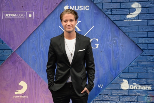 "Kygo attends the ""Kygo: Stole The Show"" premiere at The Metrograph in New York City on July 25, 2017. (Photo: Alx Bear/Aesthetic Magazine)"