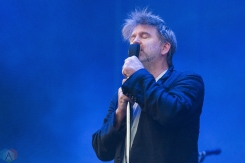 LCD Soundsystem performs at Pitchfork Festival in Chicago on July 14, 2017. (Photo: Katie Kuropas/Aesthetic Magazine)