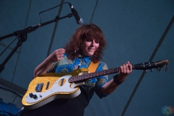 Lisa LeBlanc performs at Hillside Festival on July 16, 2017. (Photo: Morgan Hotston/Aesthetic Magazine)