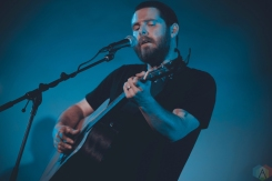 Manchester Orchestra performs at Hollywood Forever in Los Angeles on July 26, 2017. (Photo: Melanie Escombe-Wolhuter/Aesthetic Magazine)
