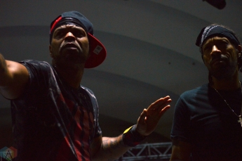 Method Man and Redman perform at Bandshell Park in Toronto on July 28, 2017. (Photo: Justin Roth/Aesthetic Magazine)