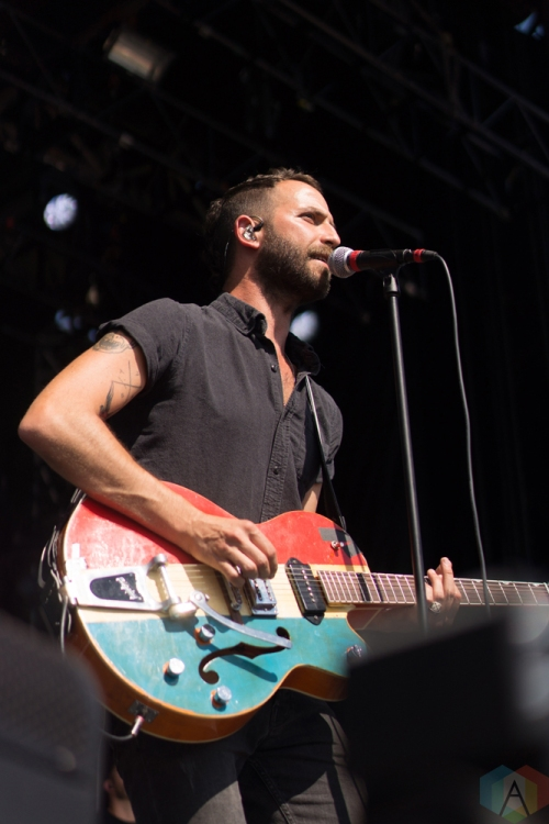 Mondo Cozmo performs at Mo Pop Festival in Detroit on July 29, 2017. (Photo: Taylor Ohryn/Aesthetic Magazine)
