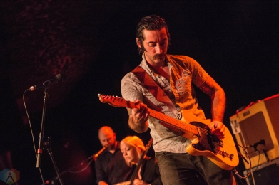 Murder By Death performs at the Showbox in Seattle on July 2, 2017. (Photo: Daniel Hager/Aesthetic Magazine)