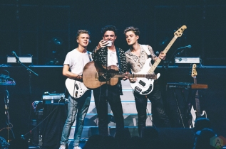 New Hope Club performs at Vogue Theatre in Vancouver on July 6, 2017. (Photo: Timothy Nguyen/Aesthetic Magazine)