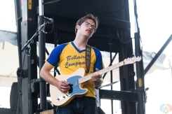 Pinegrove performs at Pitchfork Festival in Chicago on July 16, 2017. (Photo: Katie Kuropas/Aesthetic Magazine)