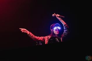 Rezz performs at Rebel in Toronto on July 21, 2017. (Photo: Anton Mak/Aesthetic Magazine)