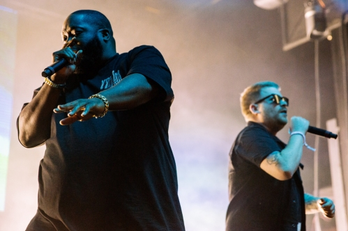 Run The Jewels performs at Capitol Hill Block Party in Seattle on July 21, 2017. (Photo: Joshua Lewis)