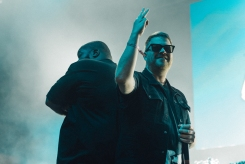 Run The Jewels performs at Capitol Hill Block Party in Seattle on July 21, 2017. (Photo: AJ Ragasa)
