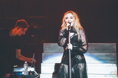 Sabrina Carpenter performs at Vogue Theatre in Vancouver on July 6, 2017. (Photo: Timothy Nguyen/Aesthetic Magazine)