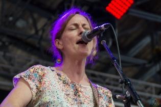 Sarah Harmer performs at Hillside Festival on July 16, 2017. (Photo: Morgan Hotston/Aesthetic Magazine)