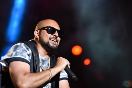 Sean Paul performs at Echo Beach in Toronto on July 30, 2017. (Photo: Jaime Espinoza/Aesthetic Magazine)