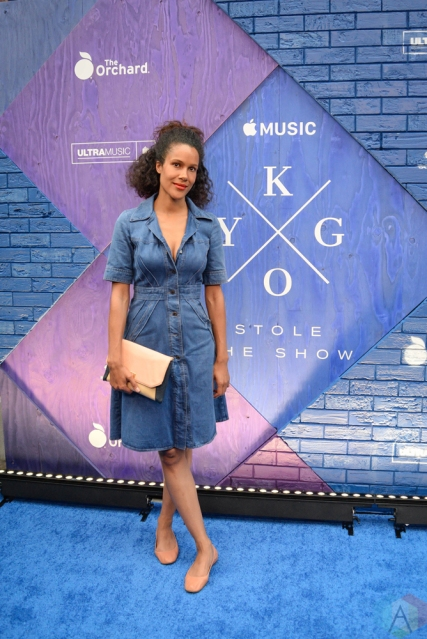 "Sophia Bastian attends the ""Kygo: Stole The Show"" premiere at The Metrograph in New York City on July 25, 2017. (Photo: Alx Bear/Aesthetic Magazine)"