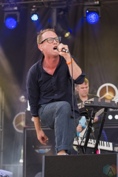Stars performs at The Commons at Butler's Barracks in Niagara-on-the-Lake on July 2, 2017.(Photo: Adam Horton/Aesthetic Magazine)
