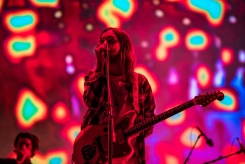 Tame Impala performs at the Panorama Music Festival in New York City on July 29, 2017. (Photo: Nikki Jahanforouz)