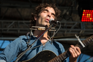 The Barr Brothers performs at Hillside Festival on July 15, 2017. (Photo: Morgan Hotston/Aesthetic Magazine)