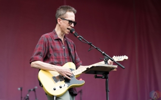 The Feelies performs at Pitchfork Festival in Chicago on July 15, 2017. (Photo: Katie Kuropas/Aesthetic Magazine)