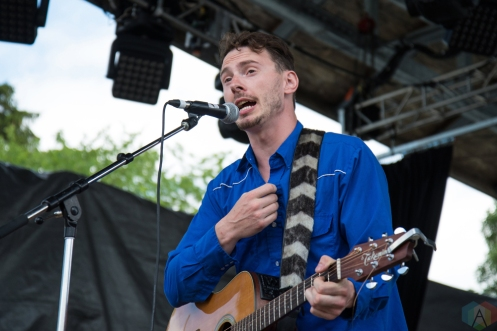 The Jerry Cans performs at Hillside Festival on July 15, 2017. (Photo: Morgan Hotston/Aesthetic Magazine)