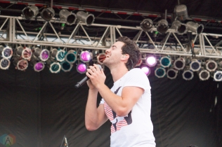 The Shadowboxers perform at Mo Pop Festival in Detroit on July 30, 2017. (Photo: Taylor Ohryn/Aesthetic Magazine)