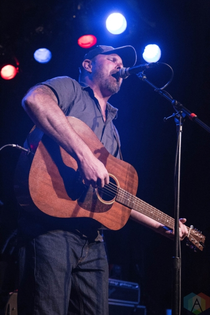 Tim Barry performs at the Showbox in Seattle on July 2, 2017. (Photo: Daniel Hager/Aesthetic Magazine)