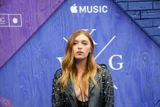 "Verite attends the ""Kygo: Stole The Show"" premiere at The Metrograph in New York City on July 25, 2017. (Photo: Alx Bear/Aesthetic Magazine)"
