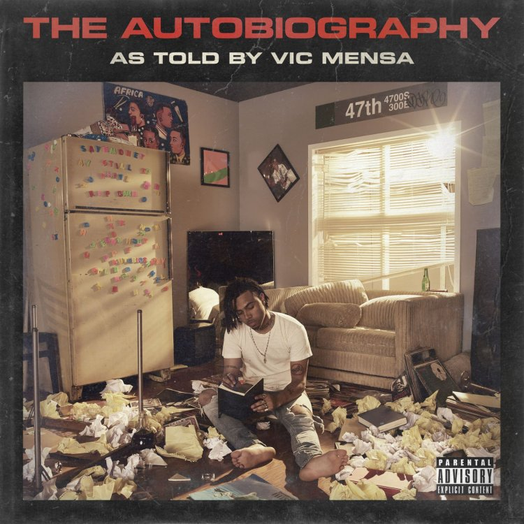 "Vic Mensa ""The Autobiography"""