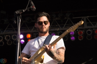 Wavves performs at Mo Pop Festival in Detroit on July 29, 2017. (Photo: Taylor Ohryn/Aesthetic Magazine)