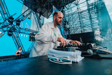 What So Not performs at Dreams Festival 2017 in Toronto.(Photo: Nicole De Khors/Aesthetic Magazine)