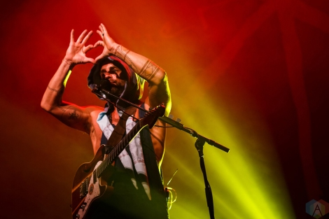 Photos: Xavier Rudd, Christina Holmes @ Danforth Music Hall