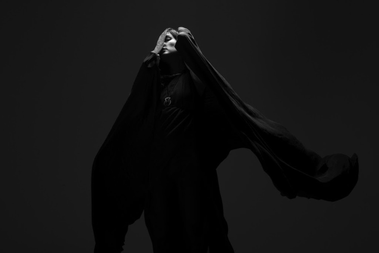 Zola Jesus. (Photo: Tim Saccenti)