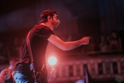 All Time Low performs at the Tabernacle in Atlanta on August 5, 2017. (Photo: Nate Black/Aesthetic Magazine)