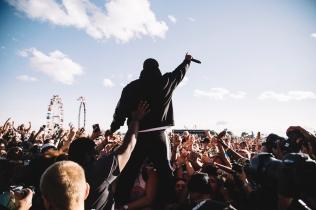 ASAP Ferg performs at Veld Music Festival in Toronto on August 5, 2017. (Photo: Stephan Ordonez/Aesthetic Magazine)